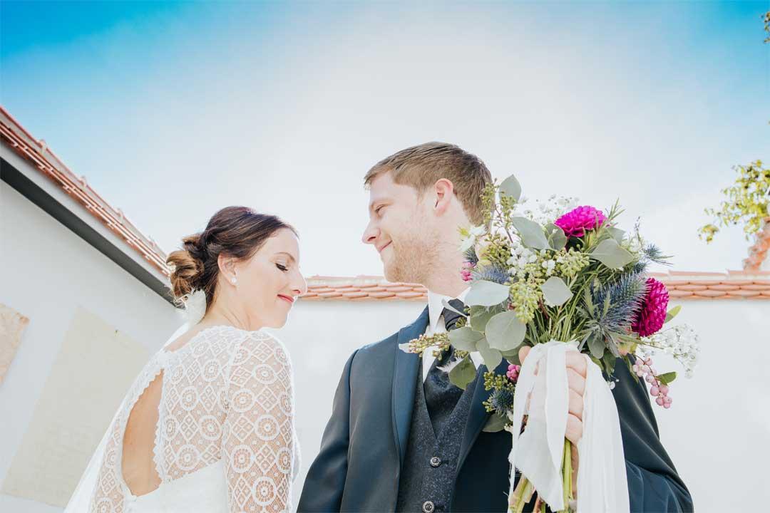 Brautpaar, Hochzeitsfotograf, Hochzeitsfotografie, Regensburg, Neunburg, Weiden, Schwandorf, Oberpfalz, München, Bayern